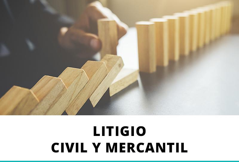 Litigio Civil y Mercantil
